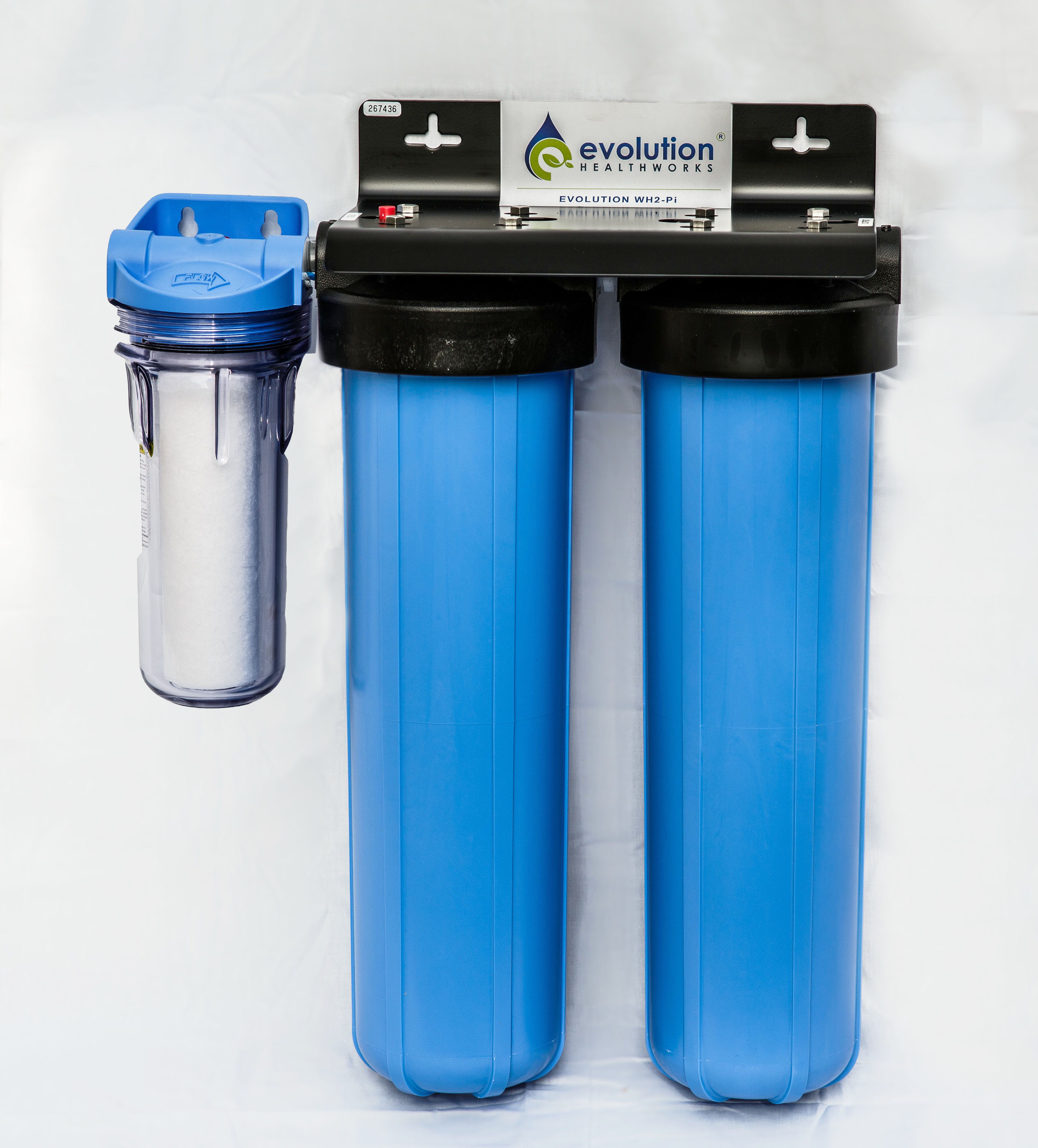 Home Water Conditioner Whole Home System Evolution Healthworks