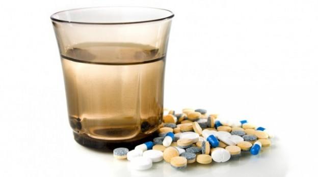 drug water
